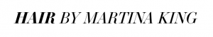 Martina king logo